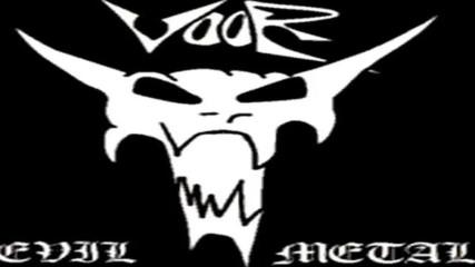 Voor - Evil Metal