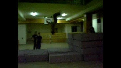 Parkour - Stenly Pravi Angel