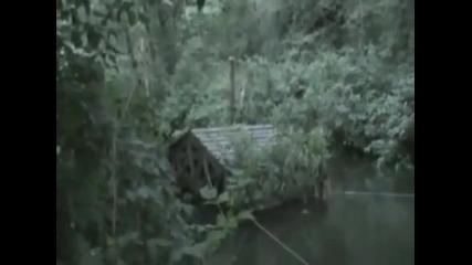 Готин скок с лодка