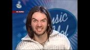 Music Idol 2 - 31.03.08г. - Изпълнението На Тома Здравков High Quality