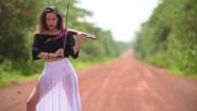 Caitlin De Ville - Rockabye Clean Bandit ft. Sean Paul Anne- Marie - Electric Violin Cover (2016) Hd