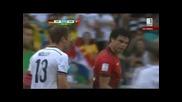 Мондиал 2014 - Германия 4:0 Португалия - Германският валяк смаза амбициите на Кристиано!