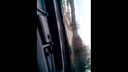 Към водопада на Хотница