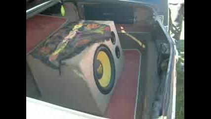 Speed Fest 2007 - Buick Audio Power