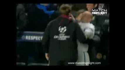 Челси 0 - 1 Интер гол на Etoo