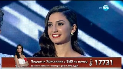 Християна Лоизу - I Will Always Love You - X Factor Live (04.01.2016)