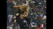 Wwf/the Undertaker and Kane vs Dudley Boyz (мач с маси)