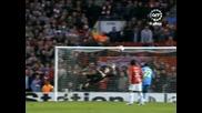29.04.08 Man.Utd - Barca 1 - 0 Scholes Goal