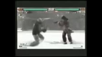 Tekken 6 - Bryan vs Lei (tetsuo)