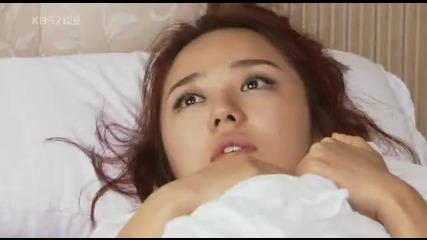 Yoon Eun Hye - My Fair Lady Episode 15 Bed Scene