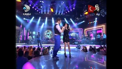 Тв Версия! Теодора ft. Sinan Akcil - Cumartesi