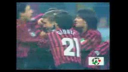 Шевченко - легенда на Милан