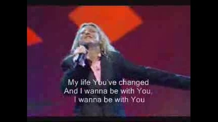 Hillsong - Now That You Are Near