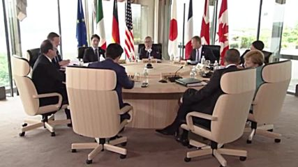 Japan: World leaders get down to business as G7 Summit kicks off