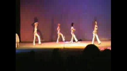 Ден На Таланта: Diamand - Каубойски Танц