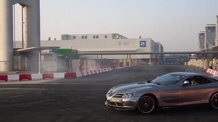 Mercedes Slr Best Of Cebit 2011 Hd