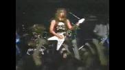 Metallica - Metal Militia (Live)