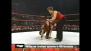 Raw 27.12.2004 Lita vs Molly Holly