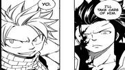 { Bg Sub } Fairy Tail Manga 427 - Fierce Fight Underground