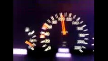 Мercedes w202 c220 Diesel 150км/ч