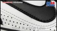 Кецове Nike Ruckus Low (black & white) *hq*