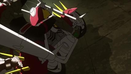 [samuraifs] Speed - Accel World 02 Bg Subs Hd