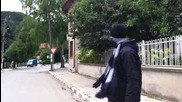 Facebook Предизвикателство - разходка със зимни дрехи в Жегата