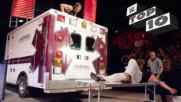 Топ 10 луди атаки от линейка в WWE