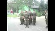 Забавни моменти в руската армия - Sponge Bob Theme
