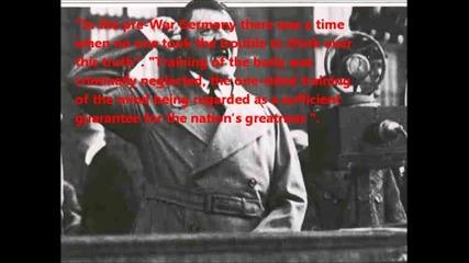 цитати от Адолф Хитлер