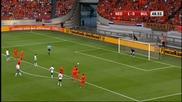 Холандия - България 1:2 ( Гол на Ивелин Попов ) 26.05.2012