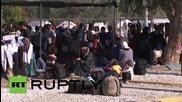 Гърция: Ципрас посети бежански център на остров Лесбос заедно с Австрийския посланик