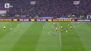 Голови положения и голове на мача Лудогорец - Лацио 27.02.2014г.