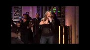 Mariah Carey Feart. T - Pain - Migrate (Live @ SNL)