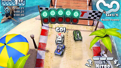 Mini Motor Racing X - Party Pack (2021)