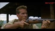Призрака и мрака (1996) - Бг Аудио Филм