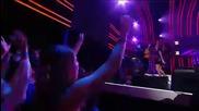 Луд Концерт на Black Eyed Peas - Don't Phunk With My Heart [ M T V World Stage 2011]