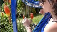 Requiem for a dream (main theme) - harp harpe - Clint Mansell Lux Aeterna