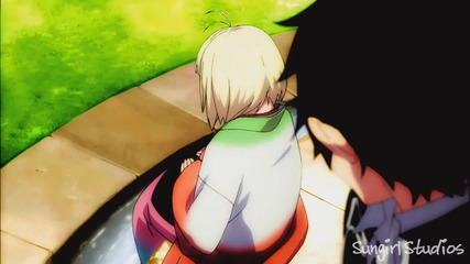 [amv] Ao no exorcist ~ Just to be quiet ~ Rin x Shiemi