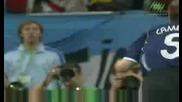 Гол на Камбиасо срещу Сърбия (сп 2006)