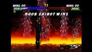 Mortal Kombat Trilogy - Битка с Chameleon опит 1