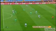 12.06.2010 Аржентина - Нигерия 1:0 (високо Качество)