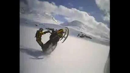 ski-doo Na Zaden Kantar