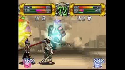 Shaman King - Len Tao Vs Yo Assakura