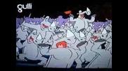 Zoo Cup.Носорози срещу Щрауси