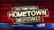 big time rush concert chicago news
