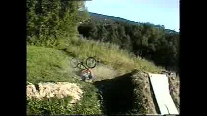 BMX - Салто