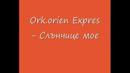 Ork.orient Expres - Slun4ice Moe