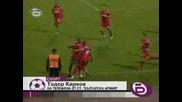 Cska 1 - 1 Toulouse (Цска Отпада В 96 Мин.)