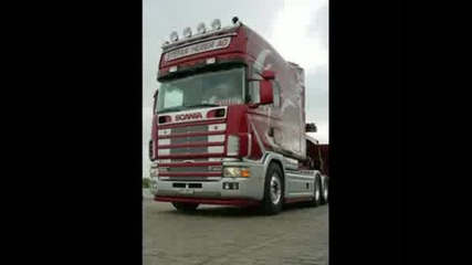 Scania King Of The Road - Longlines Part 1